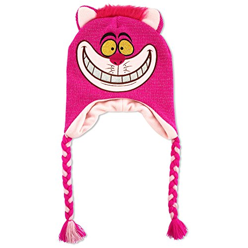 Disney Boys' Big Boys' Cheshire Cat Character Laplander, Pink, One Size (Cheshire Cat Cap compare prices)