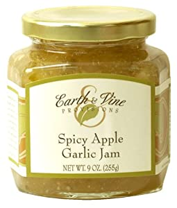 Earth Vine Provisions Spicy Apple Garlic Jam by Earth & Vine Provisions