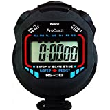 ProCoach RS-013 Water Resistant Sports Stopwatch with Time and Alarm Function