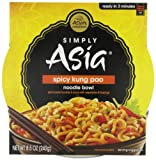 Simply Asia Spicy Kung Pao Noodle Bowl, 8.5 Ounce