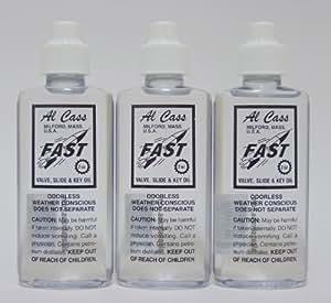 AL Cass ファーストオイル 3個セット
