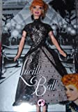 Mattel 2008 Lucille Ball Legendary Lady of Comedy Doll in Black Dress