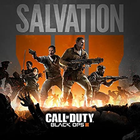 Call Of Duty: Black Ops III: Salvation DLC - PS4 [Digital Code]