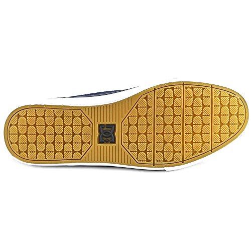 DC Mens Tonik SE Shoes, Navy, 10.5D