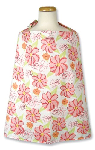 Trend Lab Nursing Cover, Hula Baby Print front-261048
