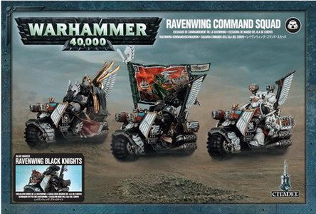 Dark Angels Ravenwing Command (Space Marine Apothecary compare prices)