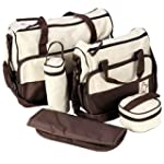 Lot Sac A Langer Confort Bebe 5 Piece...