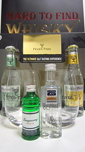 gin-tanqueray-martin-millers-glasses-fever-tree-tonic-gift-set-hard-to-find-whisky-edition-whisky
