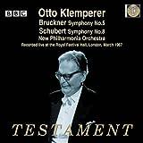 Bruckner: Sinfonie Nr.5 / Schubert: Sinfonie Nr.8