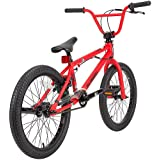 "20"" DK The Machine BMX Bike, Red"