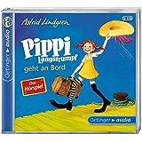 Pippi Langstrumpf geht an Bord - Das Hörspiel (2 CD)
