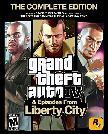 Grand Theft Auto IV: Complete [Online Game Code]