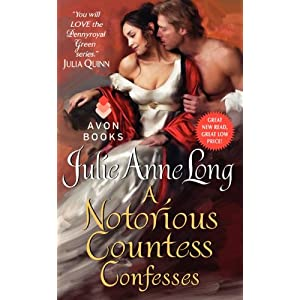 A Notorious Countess Confesses by Julie Anne Long