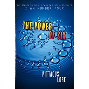 The Power of Six Hardcover Book by Pittacus Lore
