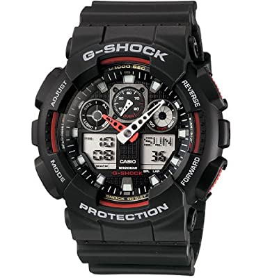 "Casio Men's GA100-1A4 ""G-Shock"" Sport Watch by Casio"