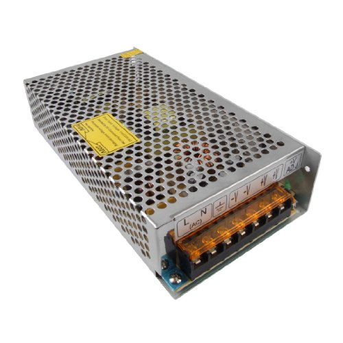 Ac110/220V Dc12V 10A 120W Switch Driver Power For Led Strip Light