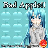 Bad Apple (Miku moods)