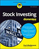Stock Investing For Dummies, 5th Edition Front Cover