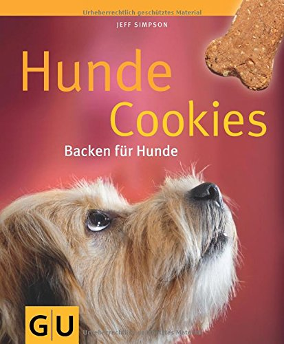 libro hunde cookies backen f r hunde di jeff simpson. Black Bedroom Furniture Sets. Home Design Ideas