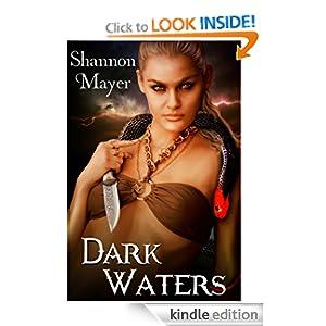 Dark Waters (Celtic Legacy Book 1)