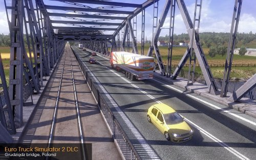 Euro Truck Simulator 2 - Go East Expansion Pack screenshot