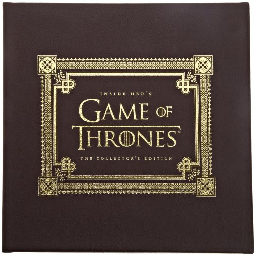 Inside HBO's Game of Thrones: The Collector's Edition