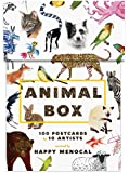 Animal Box: 100 Postcards by 10 Artists