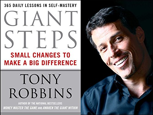Giant Steps : Author Of Awaken The Giant And Unlimited Power, Robbins, Anthony