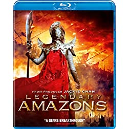 Legendary Amazons [Blu-ray]
