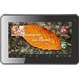 Adcom 3G Tablet With Calling/Dual Camera/WiFi-741C-Black