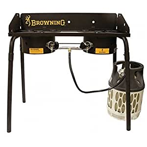 Amazon.com : CAMP CHEF Browning Explorer 2 Burner Stove