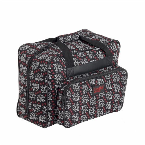 Creative Notions Sewing Tote In As Ye Sew Print front-640277