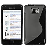 "mumbi Silikon TPU Tasche Samsung Galaxy i9100 S II Silicon Case H�lle - Galaxy S2 S 2 SII Schutzh�llevon ""mumbi"""