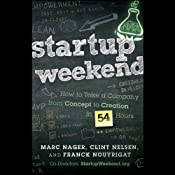 Startup Weekend: How to Take a Company from Concept to Creation in 54 Hours | [Marc Nager, Clint Nelsen, Franck Nouyrigat]