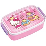 Bendo: Sanrio Hello Kitty Design Microwavable & Dishwasher Safe Lunch Box (Vol. 500ml)