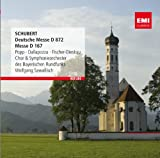 Schubert: Deutsche Messe D 872 / Messe D 167