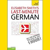 Teach Yourself One-Day German | [Elisabeth Smith]