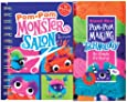 Pom-Pom Monster Salon (Klutz)