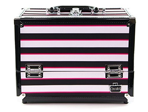 caboodles-stylist-train-case-black-pink-stripe