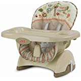 Fisher Price Space Saver High Chair Highchair Woodsy Friends