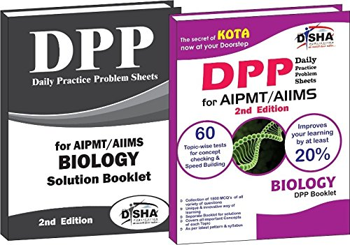 Daily Practice Problem (DPP) Sheets for AIPMT/AIIMS Biology