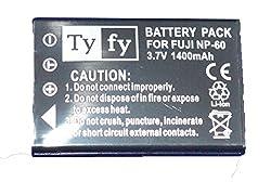 Tyfy NP-60 (Fuji)(1400mAh) Rechargeable Li-ion Battery