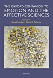 Oxford Companion to Emotion and the Affective Sciences
