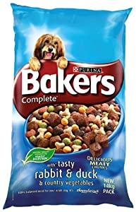Bakers Complete Rabbit and Duck14 Kg