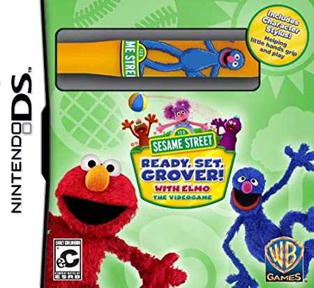 Sesame Street: Ready, Set, Grover!