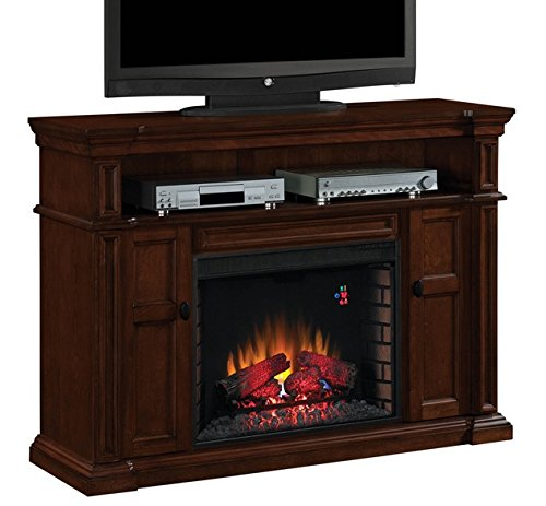 ClassicFlame 28MM4684-M313 Wyatt TV Stand for TVs up to 65