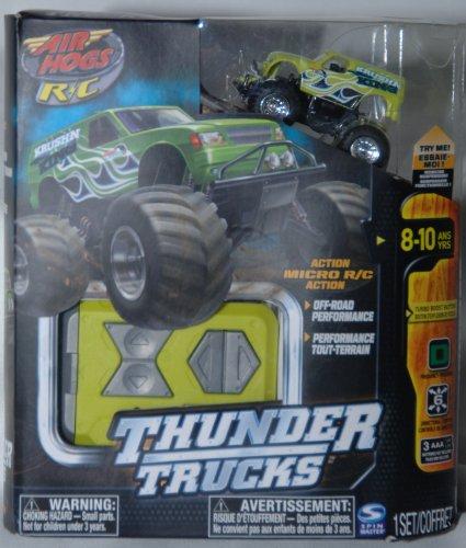 Air Hogs Thunder Truck - Green