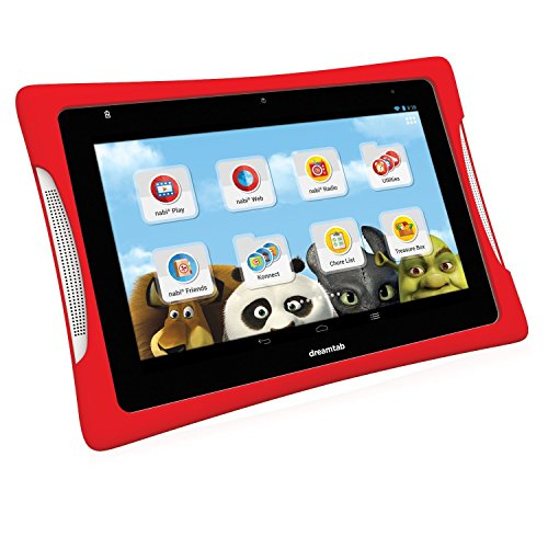 nabi DreamTab HD8 Tablet (Wi-Fi Enabled)