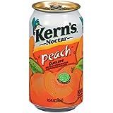 Kerns Peach Nectar, 11.5-Ounce (Pack of 24)