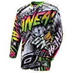 O'Neal Hardwear Automatic Downhill Jersey Gentlemen white/yellow Size